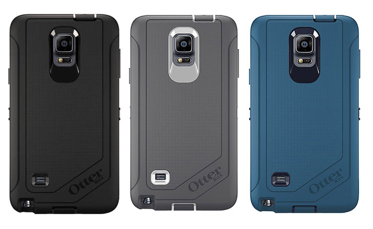 new concept 78741 9d76f The Durable Samsung Galaxy Note 4 Defender Case - Otterbox Case Store