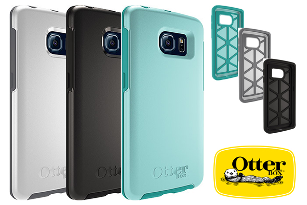 official photos f512b b8331 OtterBox Symmetry Case Samsung Galaxy S6 Edge - Otterbox Case Store